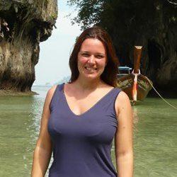 Mara van der Hoek, reisspecialist bij Thailand online en CityBlogger voor reistips.