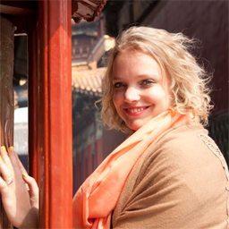 Beo Pors, reisspecialist voor China Online en CityBlogger voor reistips.