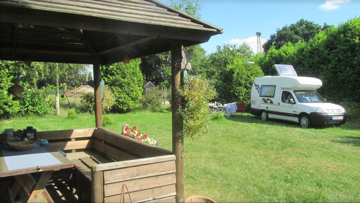 Top 10 gratis camperplaatsen Nederland - Camperplaats Duurswoldje