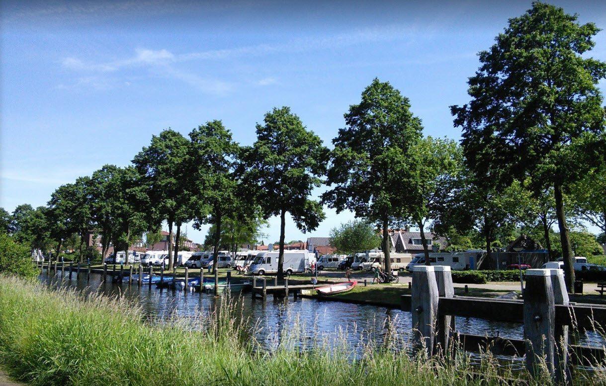 Top 10 camperplaatsen nederland - Camperplaats Jachthaven Westeinde
