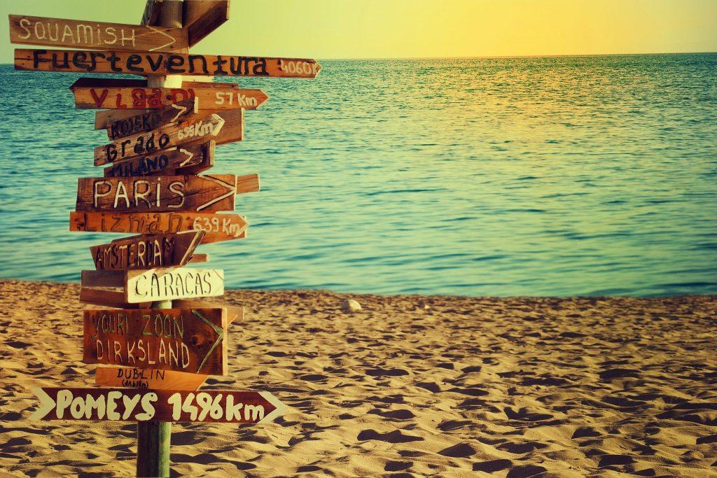 Tips voor als je een wereldreis gaat maken