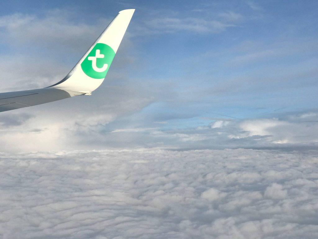Vroeg opstaan om met Transavia naar Ibiza te vliegen