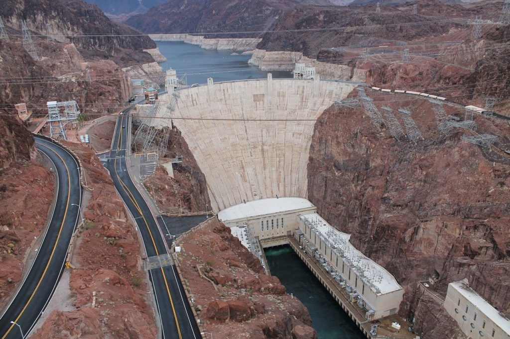 Tour van Vegas naar Hoover Dam en Grand Canyon