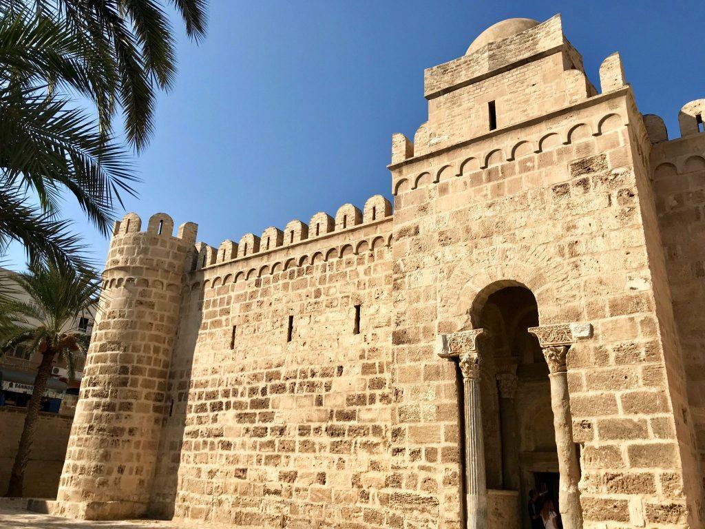 Een dagje uit mijn reis naar Tunesië