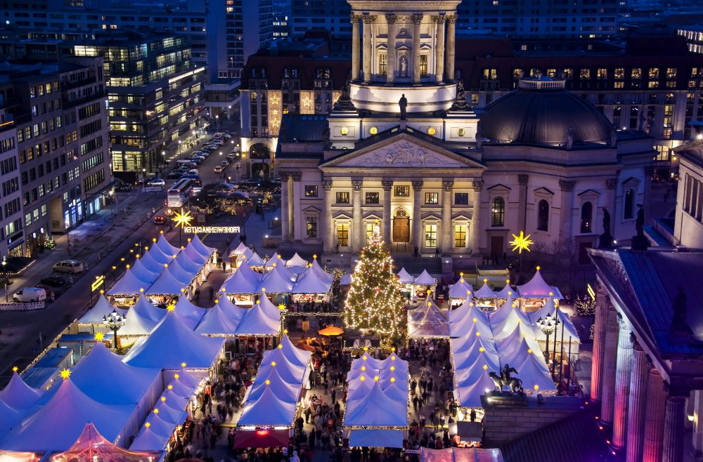 De 7 leukste & mooiste kerstmarkten in Europa