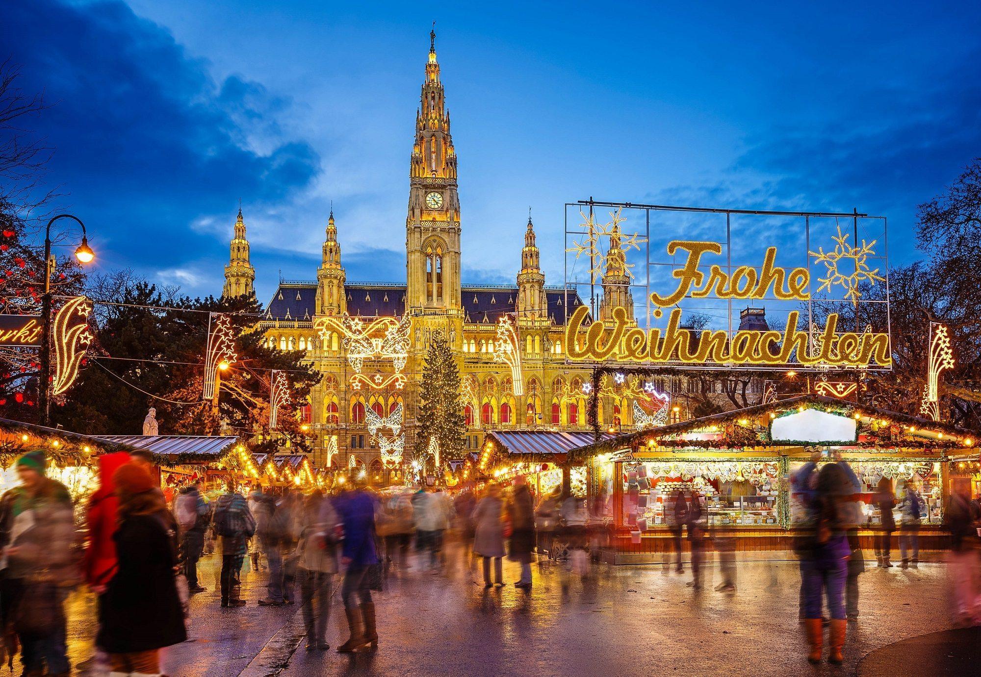 De 7 Leukste Mooiste Kerstmarkten In Europa Reistips Nl