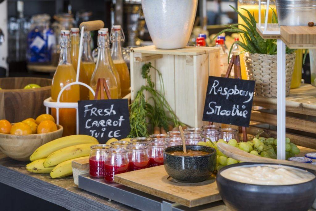 5 geweldige hotel-restaurants voor een heerlijk ontbijt