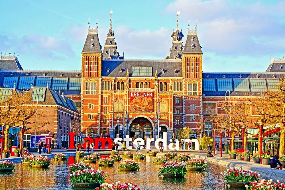 Vijf to do's met buitenlandse vrienden in Amsterdam