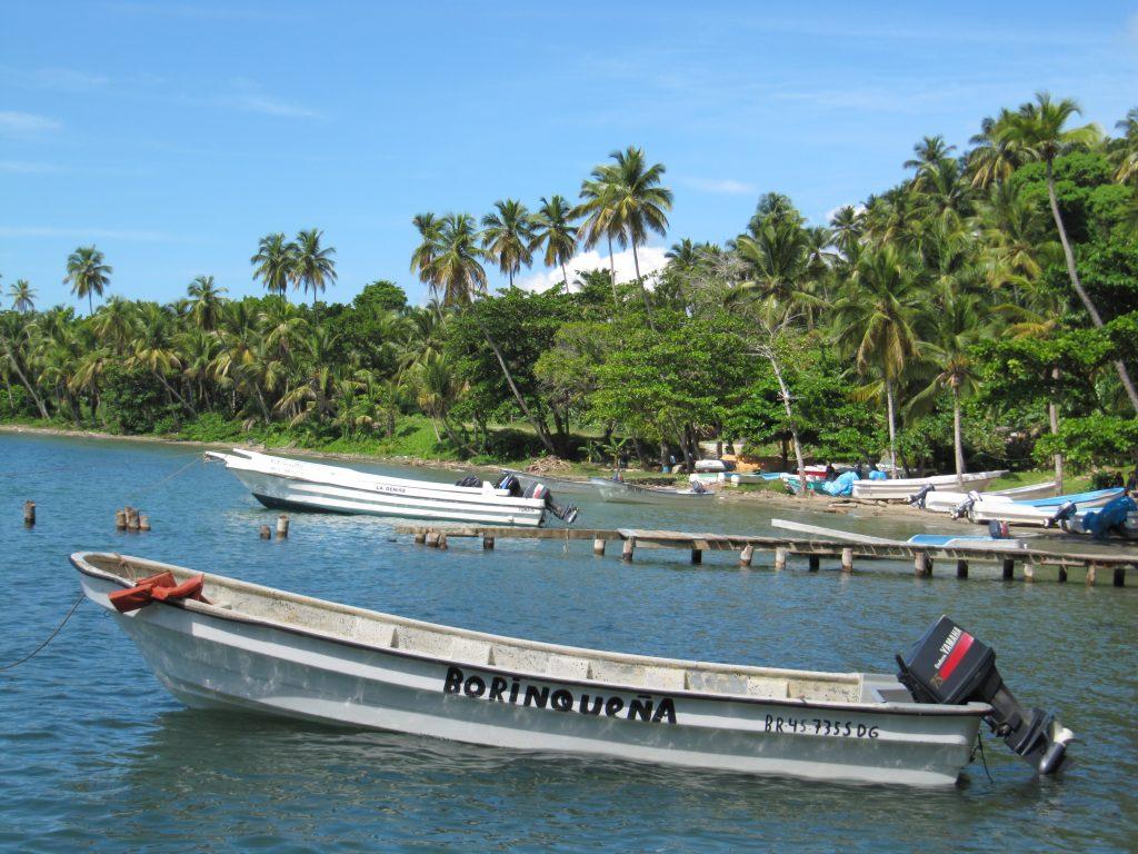 Wakker worden met rum op de Dominicaanse Republiek
