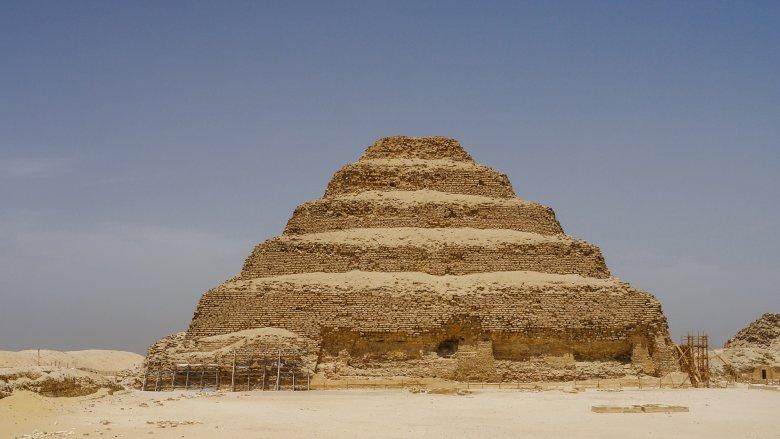 Piramide Djoser