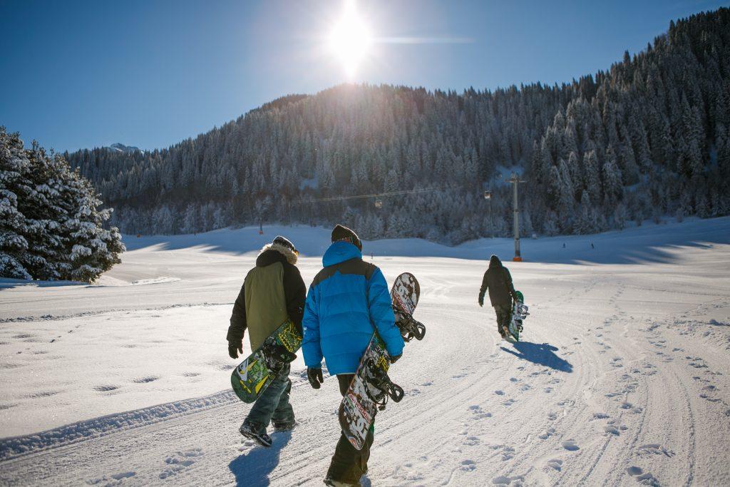 Waar op wintersport: Frankrijk of Oostenrijk?
