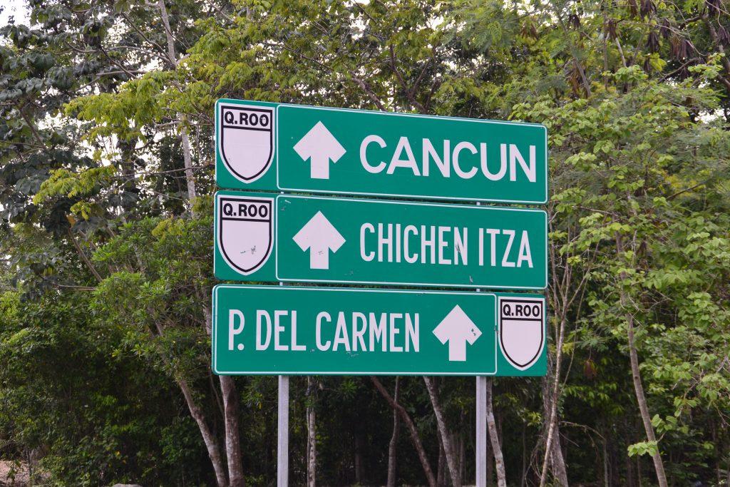 Roadtrippen met een huurauto door Yucatan