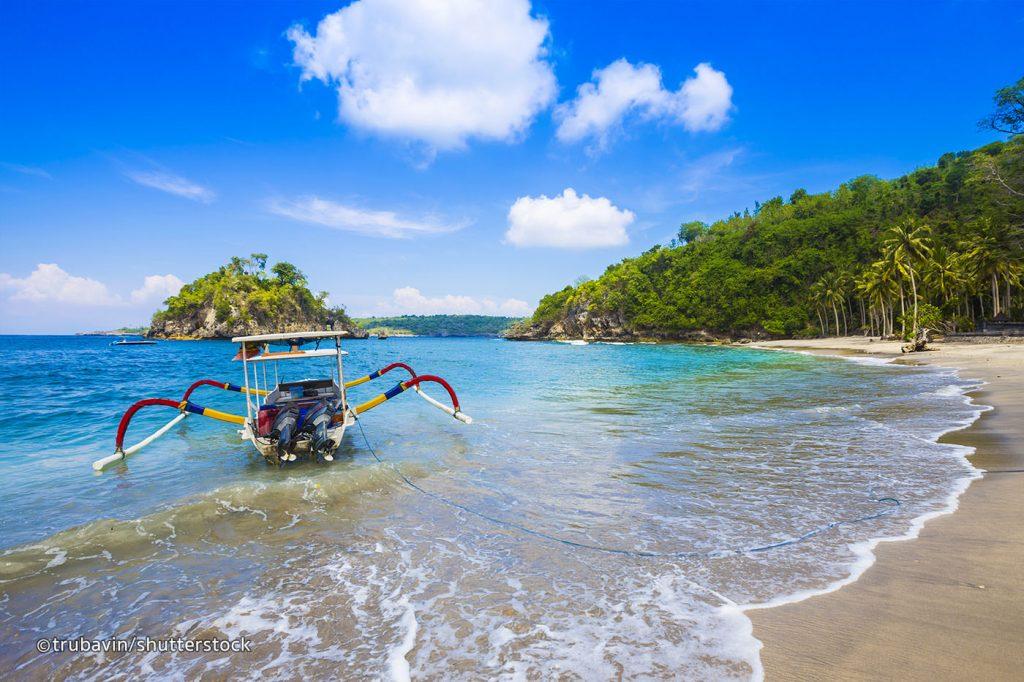 Het ongerepte paradijs Nusa Penida