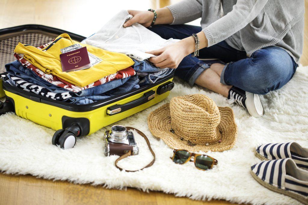 De ultieme vakantiepaklijst voor het jaar 2018