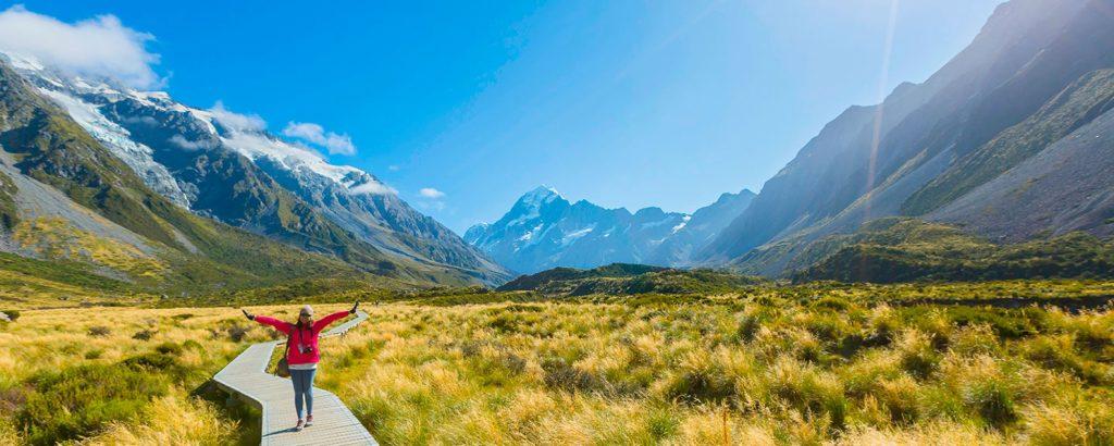 Waarom kiezen voor een rondreis door Nieuw-Zeeland
