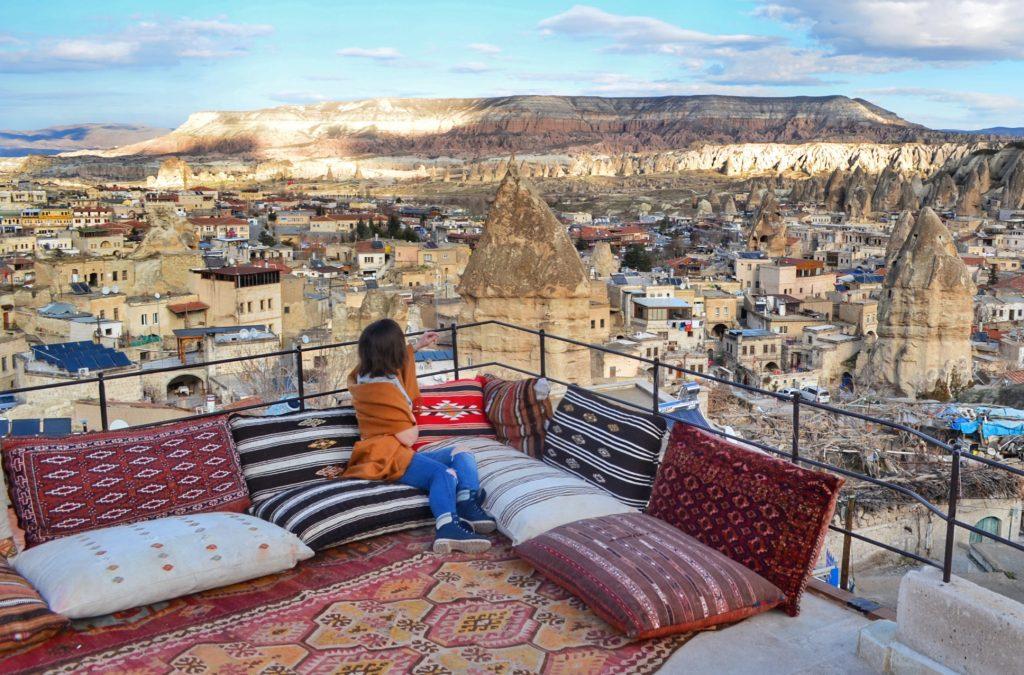 Actuele reisadvies van Turkije