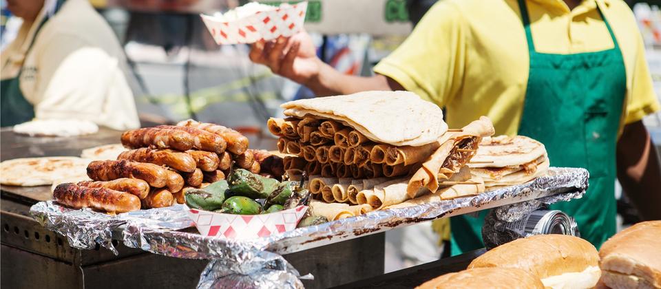 Top 5 streetfoods van Mexico