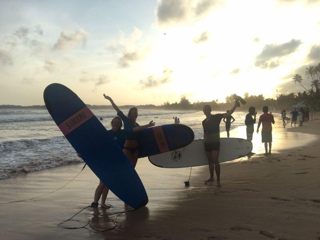 Surfen in Sri Lanka – De mooiste surfspots in Sri Lanka