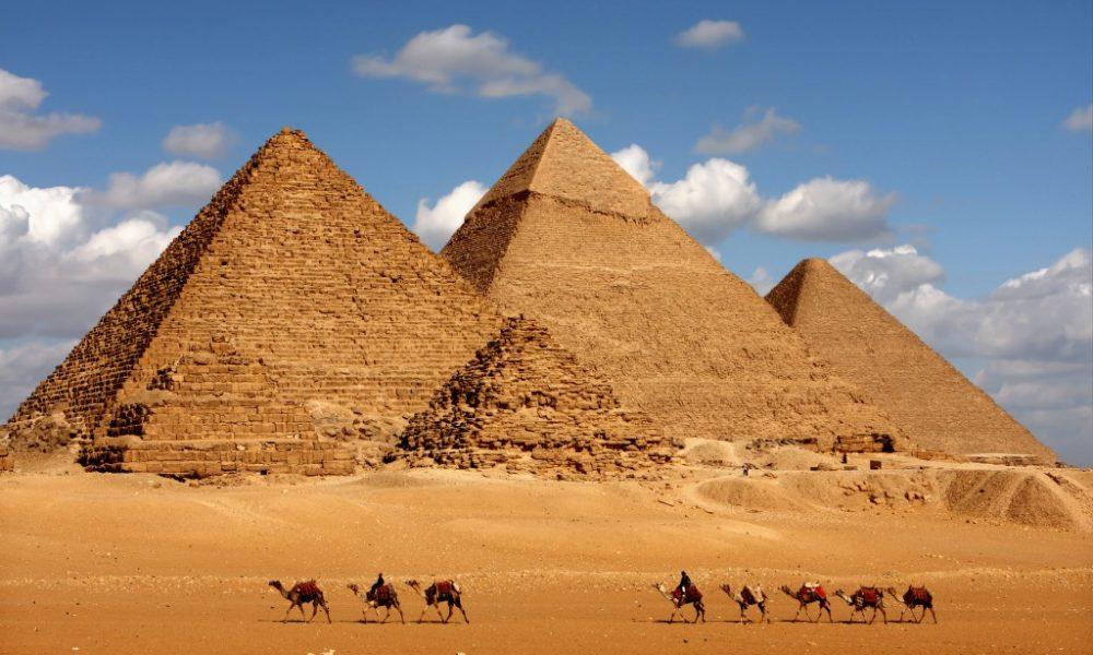 Een visum aanvragen voor Egypte