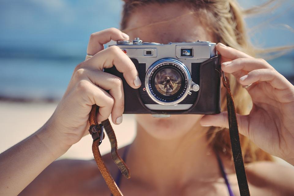Apps om je foto's te delen tijdens het reizen