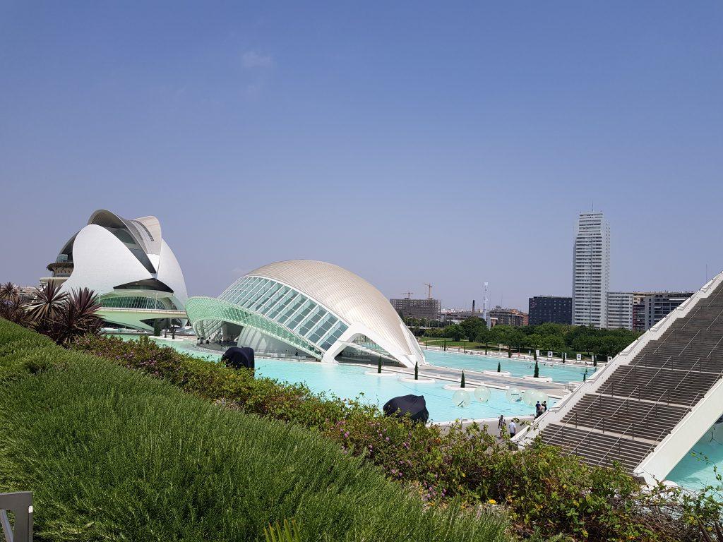 Valencia een ideale combinatie van stad en strand