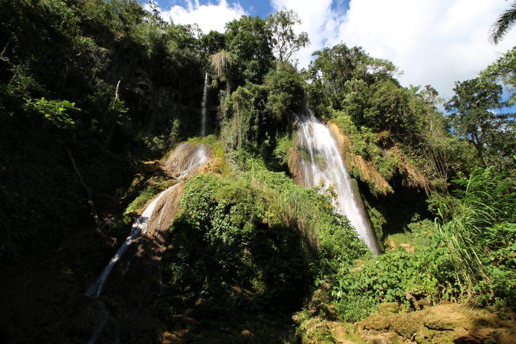 Toppes de Callantes, Trinidad