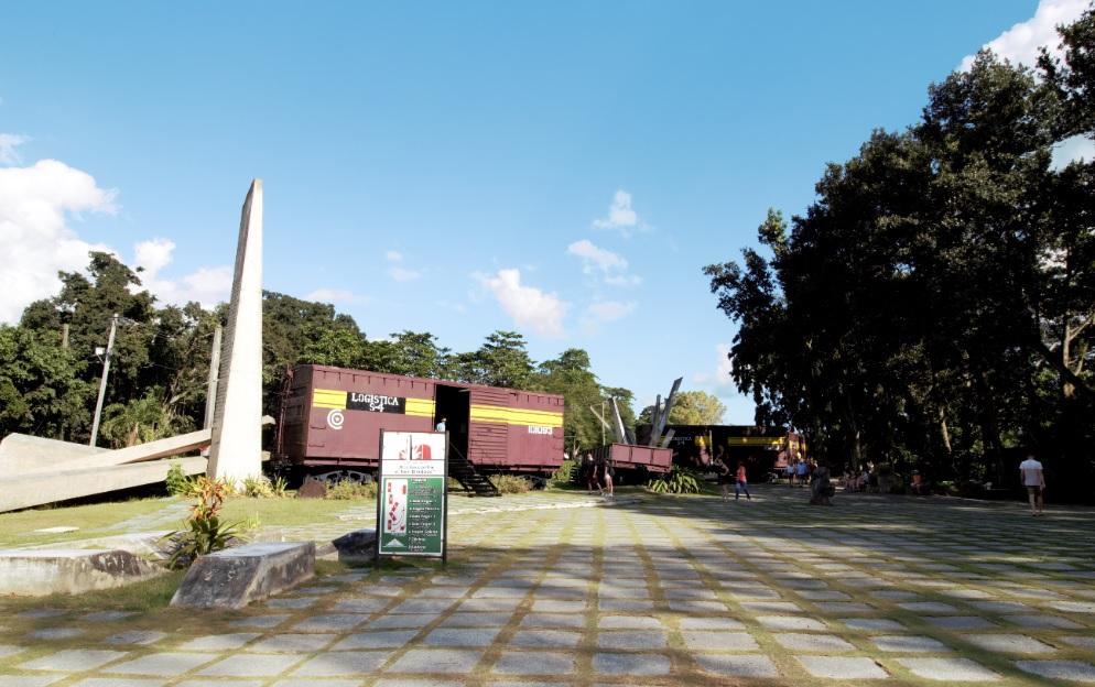 Monumento a la Troma del Tren Blindado