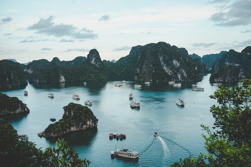 10 tips voor backpacken in Vietnam