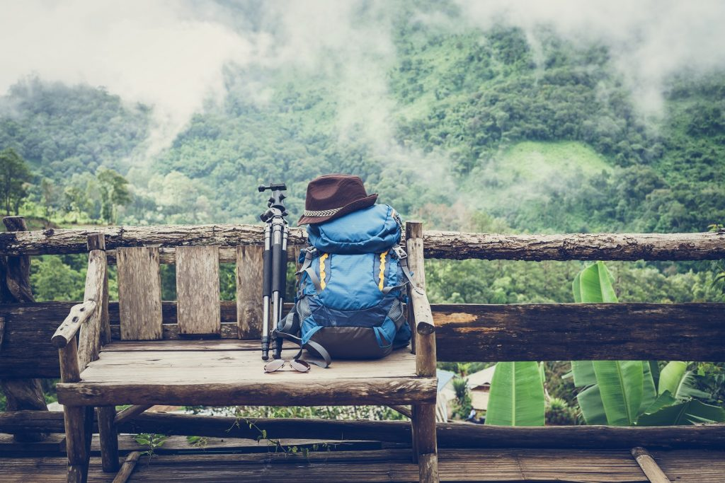 Top 5 reisartikelen voor elke backpacker