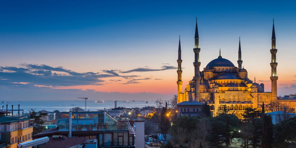 Breng een bezoek aan de mooiste plekken in Turkije