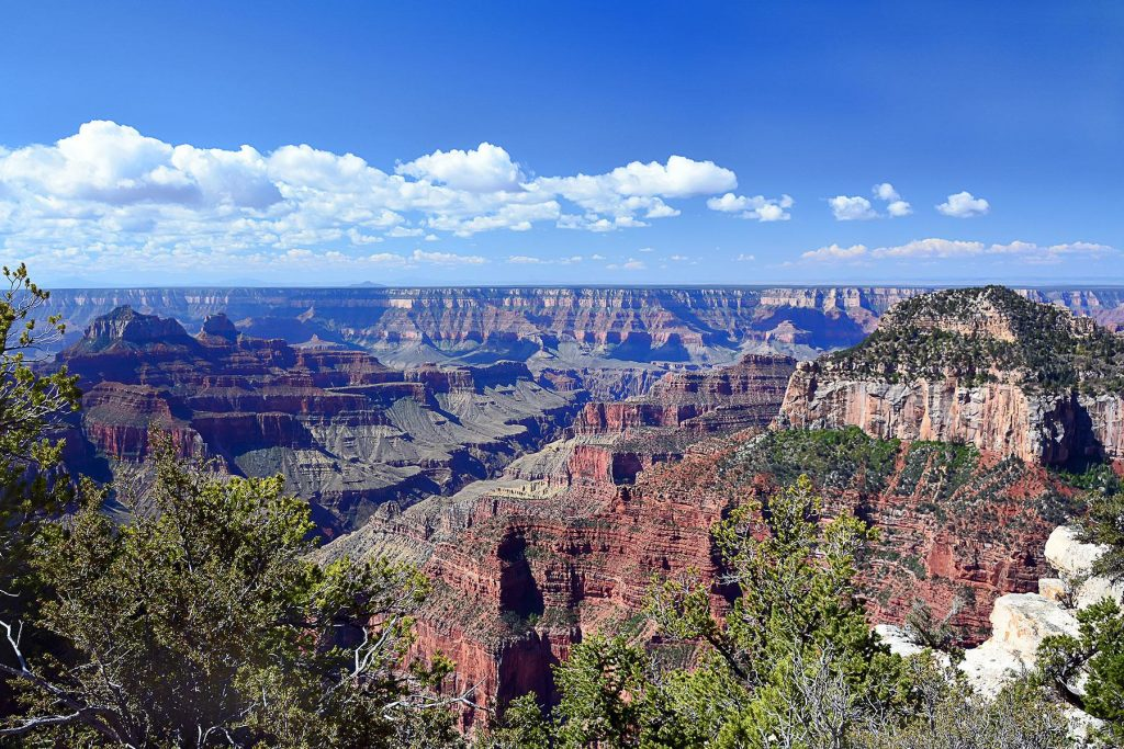 Top 5 mooiste nationale parken in het westen van Amerika