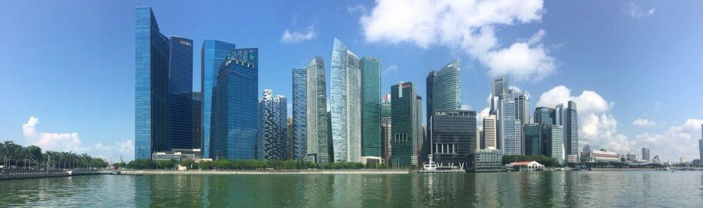 24 uur in Singapore