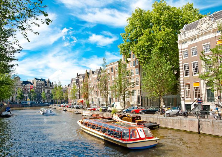 De leukste rondvaarten in Nederland