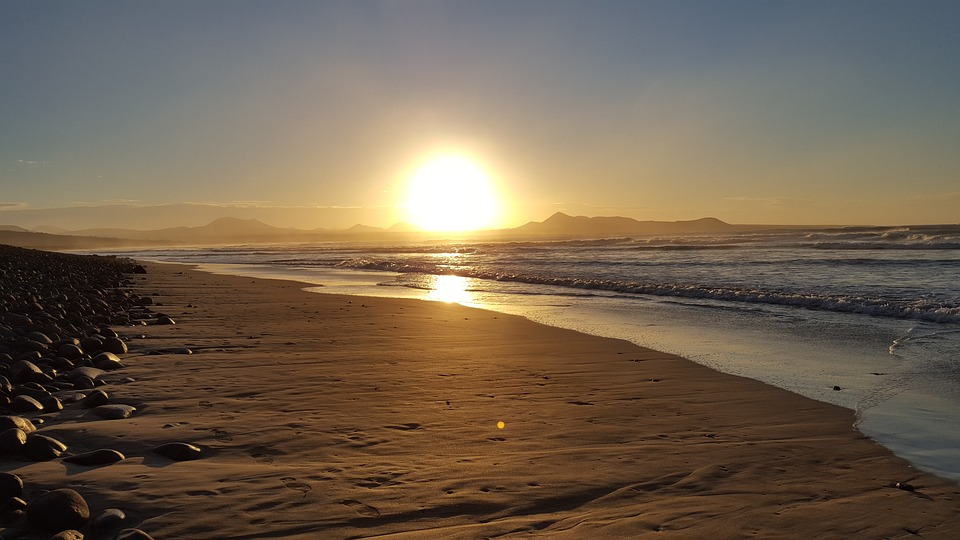 Top 5 mooiste stranden van Lanzarote