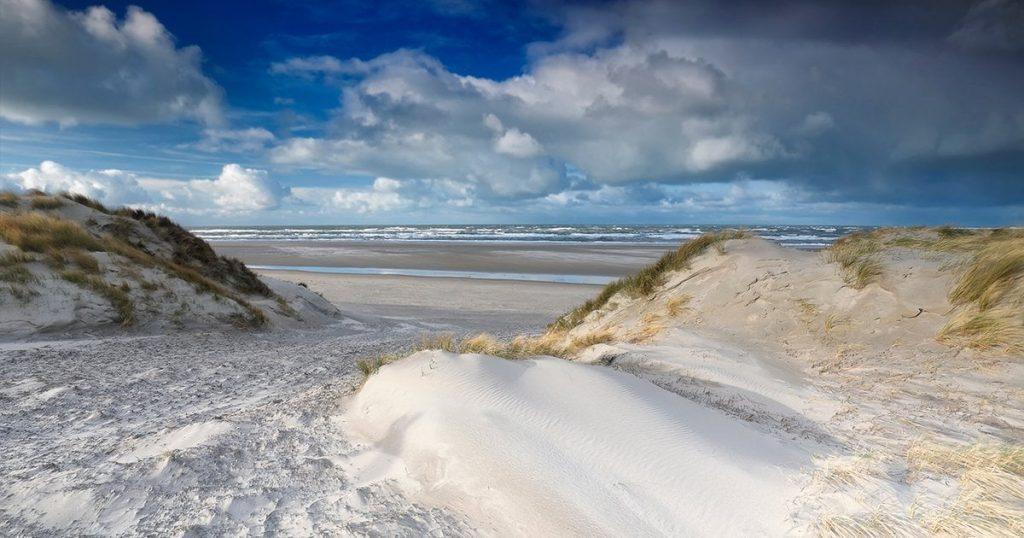 Top 5 mooiste stranden van Nederland