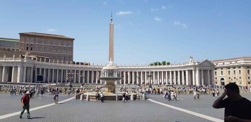 3 dagen naar romantisch Rome