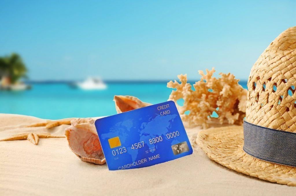 5 redenen waarom je een creditcard nodig hebt op vakantie