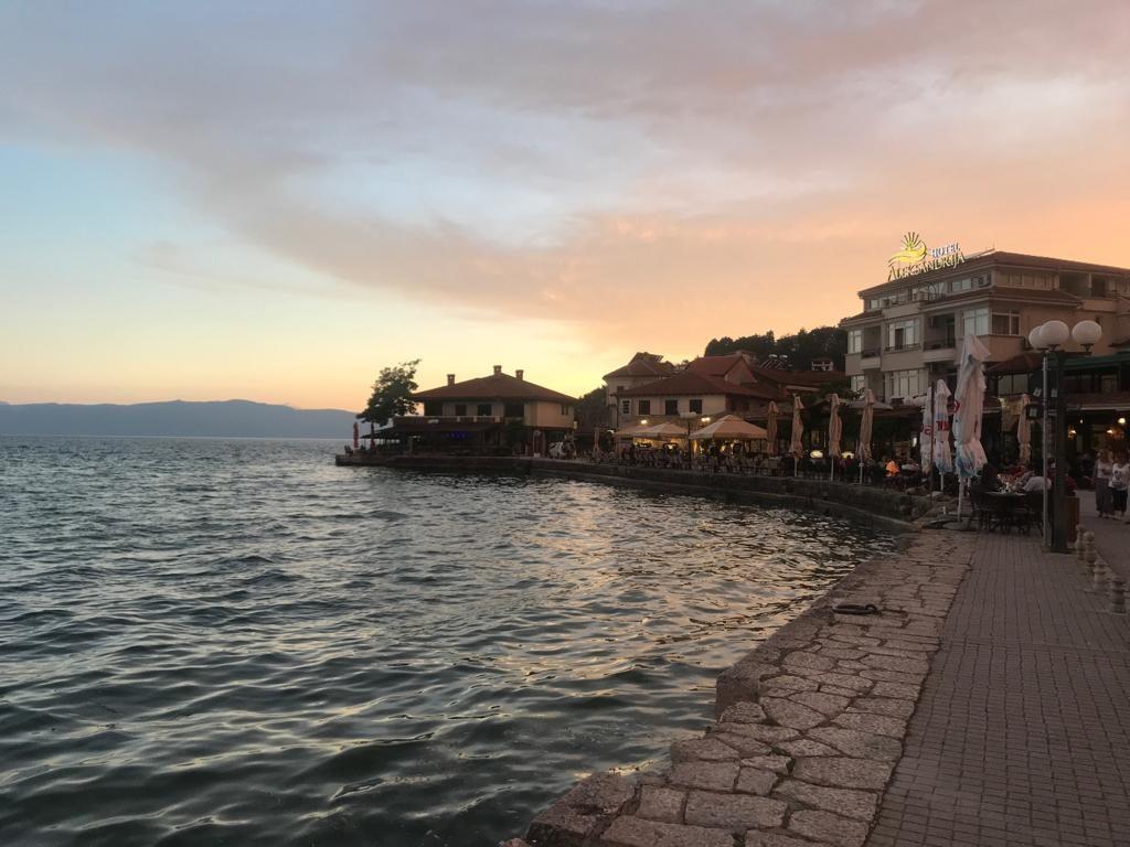 Wat te doen bij het meer van Ohrid in Macedonië
