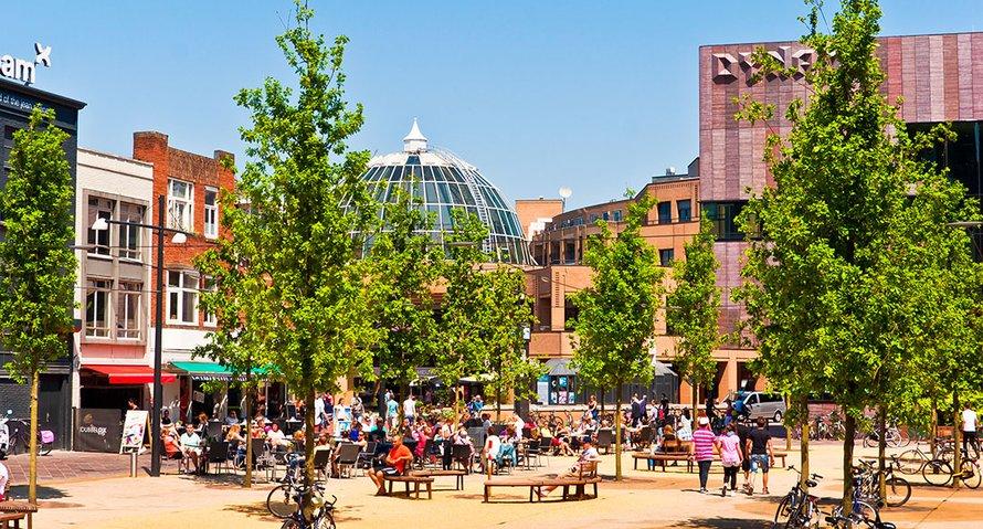 Waarom Eindhoven de perfecte stad is voor een avondje uit