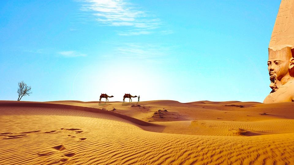 5 leuke dingen om te doen tijdens een vakantie in Egypte
