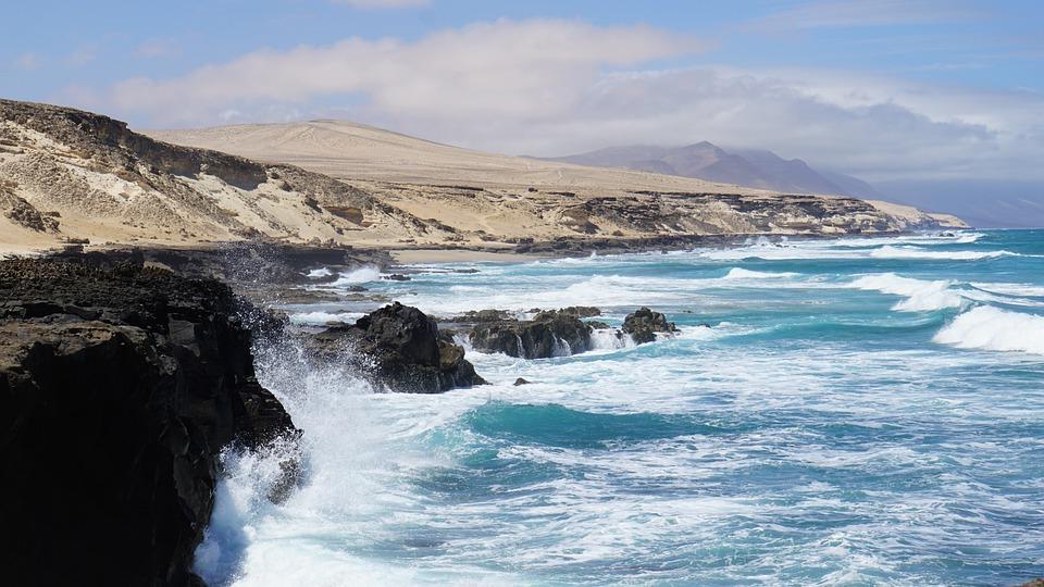 Top 5 mooiste stranden van Fuerteventura