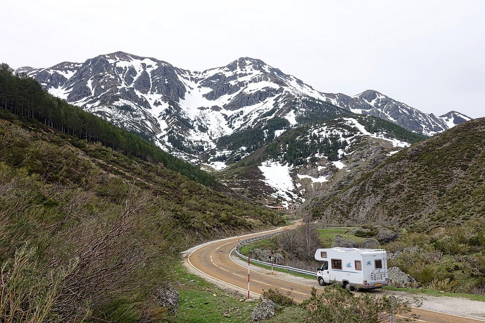 Must do: met een camper door Europa trekken!