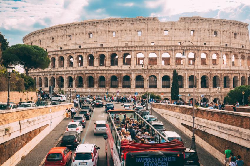Met de auto naar Rome: dit moet je weten!