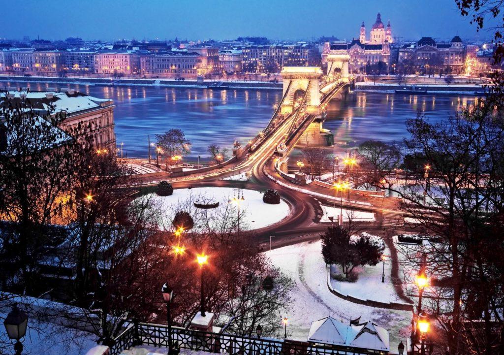 De mooiste bestemmingen voor een stedentrip in de winter