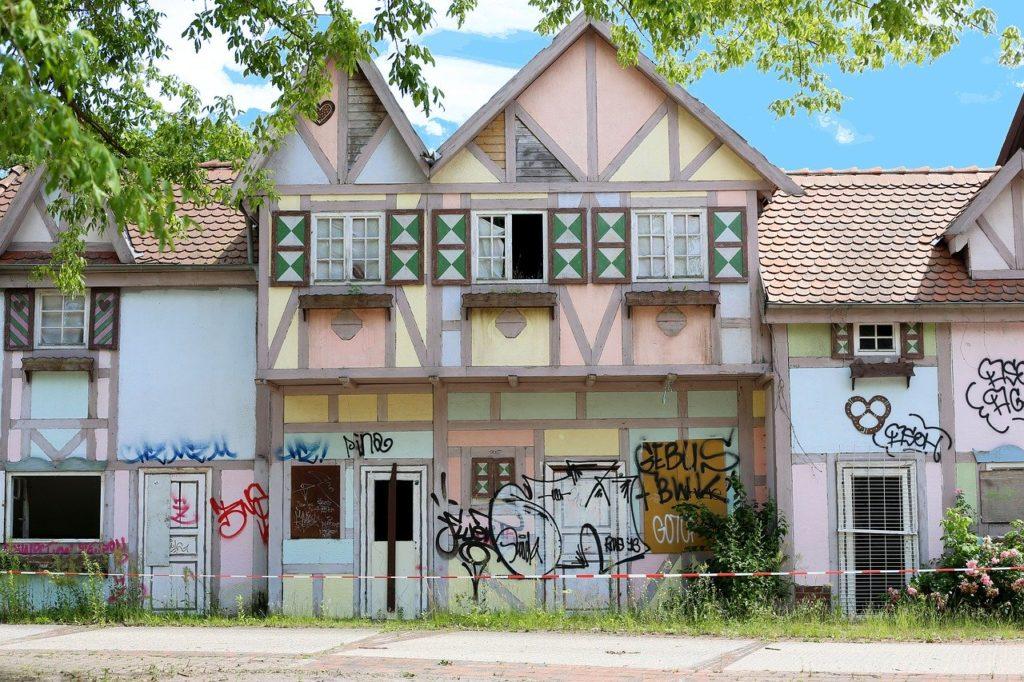 Creepy plekken en steden in Europa om te bezoeken