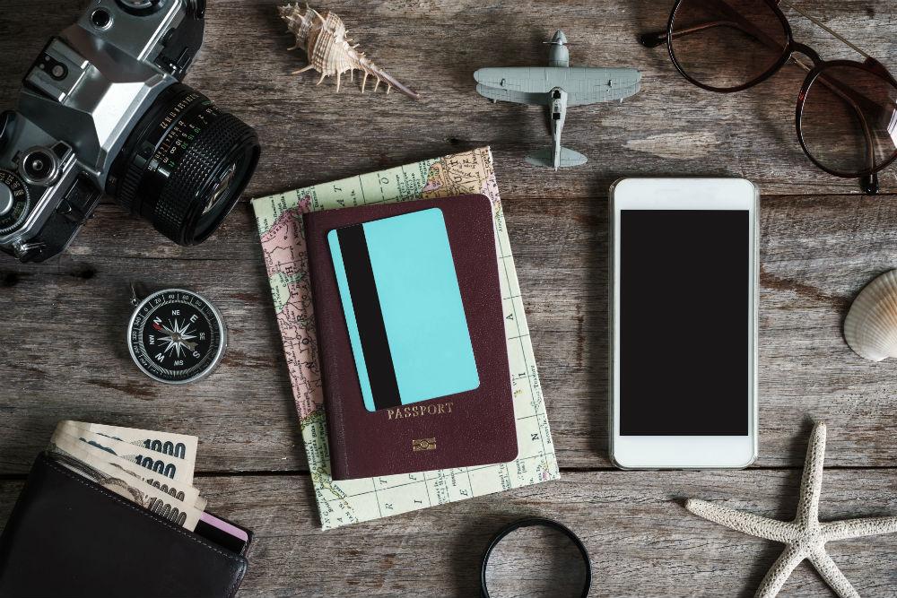 Waarom een prepaid creditcard erg handig is voor op reis
