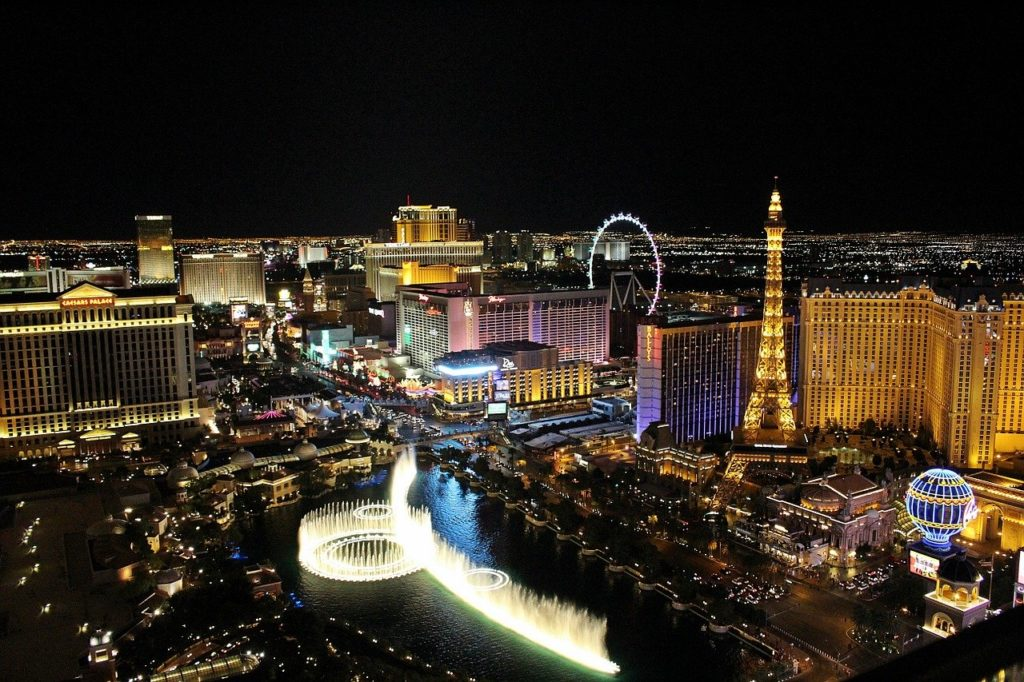 Tips voor het boeken van je vakantie Las Vegas