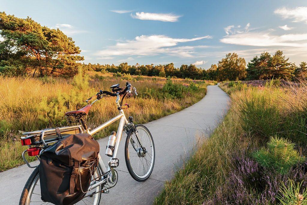 Heuvellandschap trotseren met de fiets: Neem de E-bike!