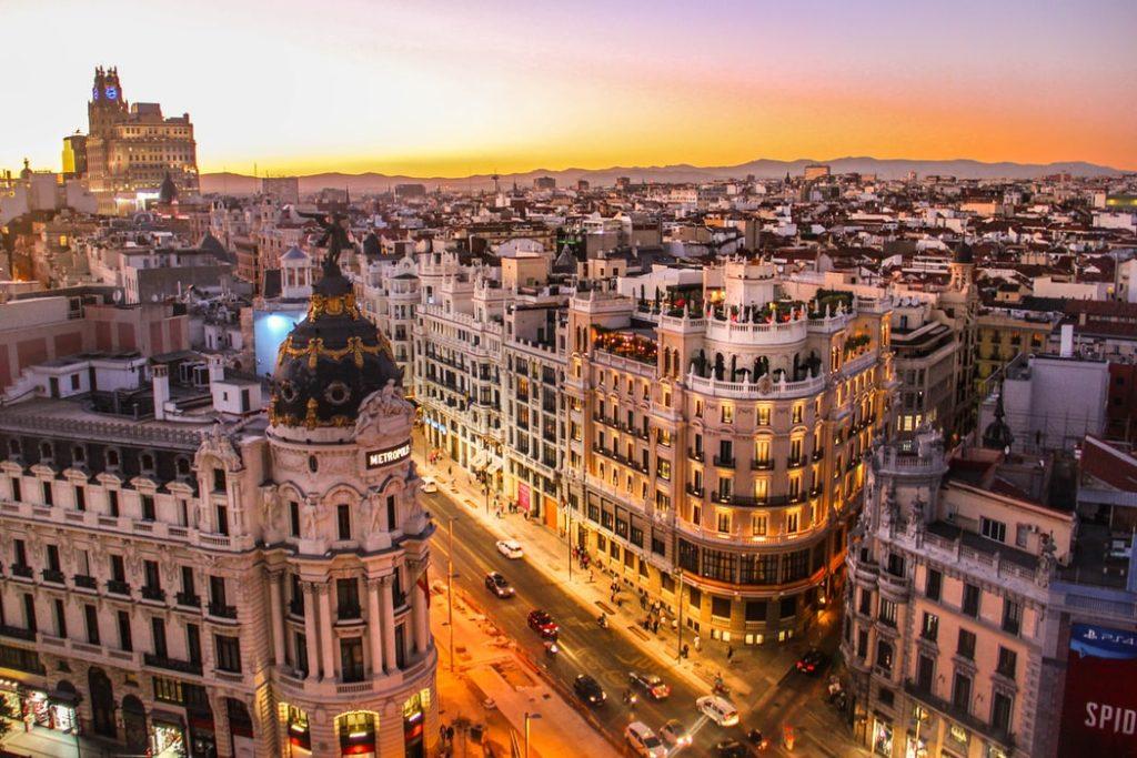 Met het hele bedrijf op stedentrip naar Barcelona