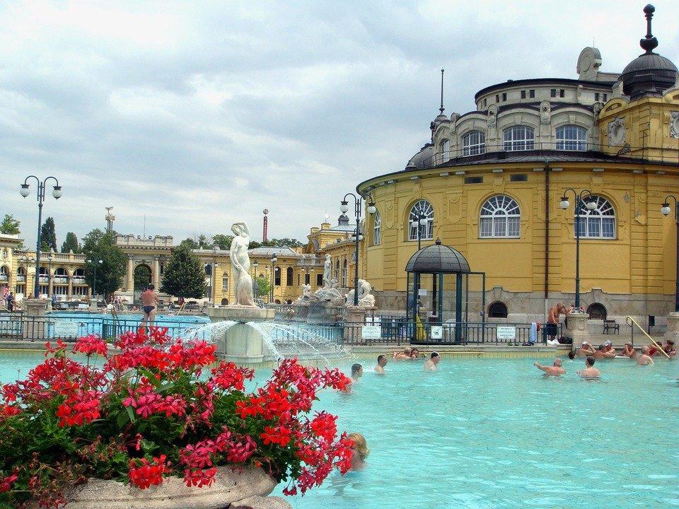 De mooiste spa's en sauna's van Europa